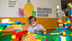 We'll be hosting mini workshops at the Children's Creativity Museum in San Francisco May 3. Register here.